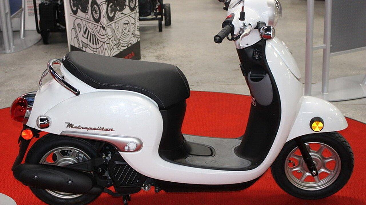 2016 Honda Metropolitan for sale 200340421