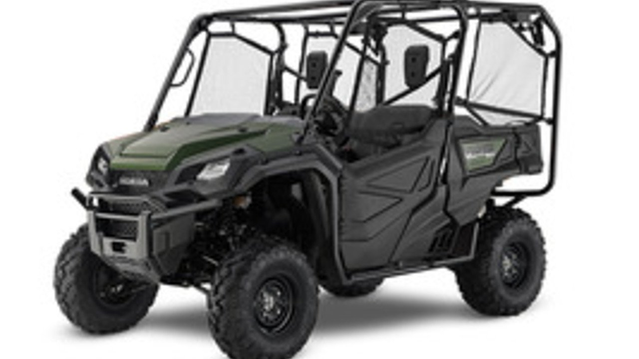 2016 Honda Pioneer 1000 5 for sale 200409388