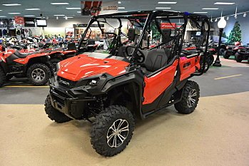 2016 Honda Pioneer 1000 Deluxe for sale 200410135
