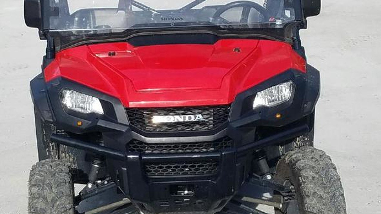 2016 Honda Pioneer 1000 for sale 200416758