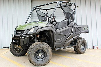 2016 Honda Pioneer 1000 for sale 200446781