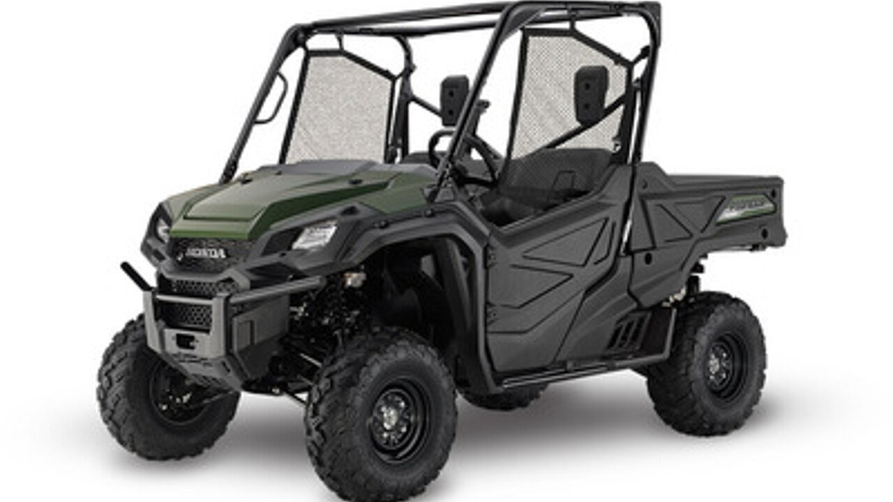 2016 Honda Pioneer 1000 for sale 200487931