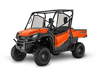 2016 Honda Pioneer 1000 EPS for sale 200532937