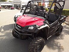 2016 Honda Pioneer 1000 for sale 200459528