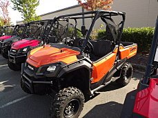 2016 Honda Pioneer 1000 for sale 200500596
