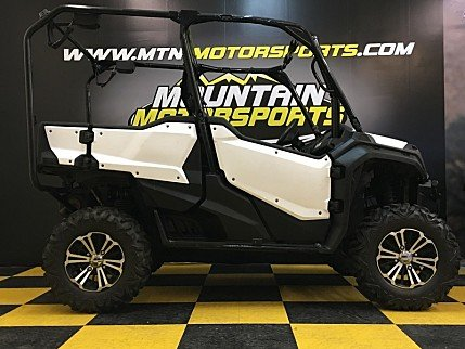 2016 Honda Pioneer 1000 Deluxe for sale 200579095