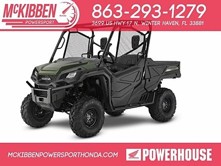 2016 Honda Pioneer 1000 for sale 200588581