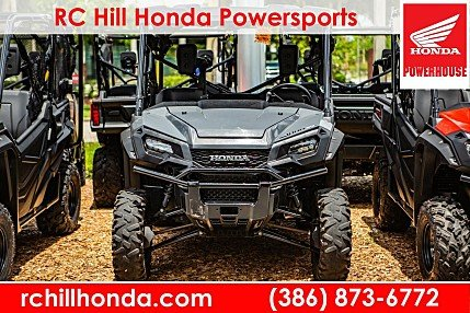 2016 Honda Pioneer 1000 Deluxe for sale 200590142