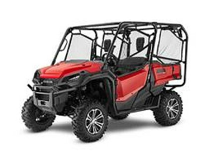 2016 Honda Pioneer 1000 Deluxe for sale 200664036