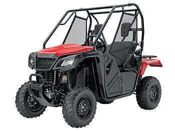 2016 Honda Pioneer 500 for sale 200435900