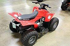 2016 Honda TRX90X for sale 200514255