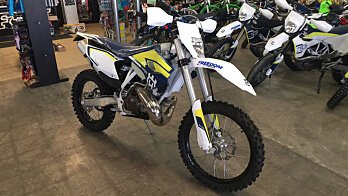 2016 Husqvarna TE250 for sale 200359458