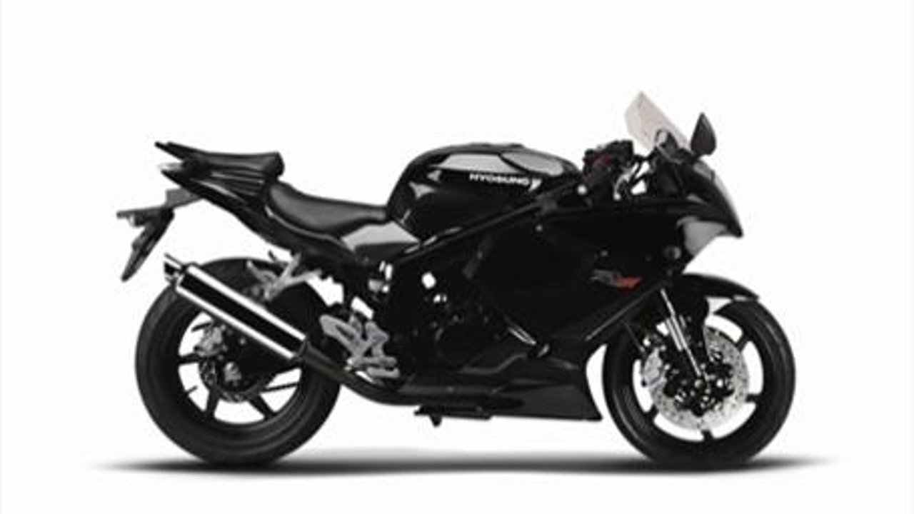 2016 Hyosung GT250R for sale 200414556