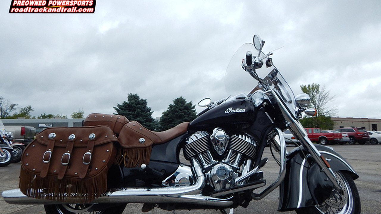 2016 Indian Chief for sale 200485241