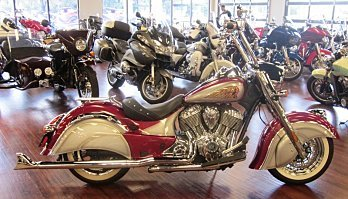 2016 Indian Chief Classic for sale 200574612