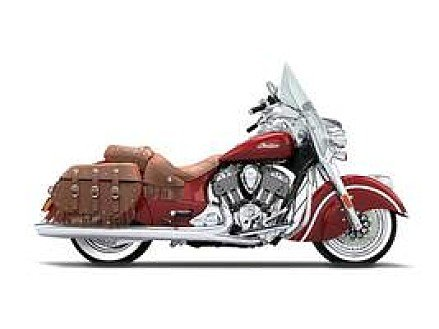 2016 Indian Chief for sale 200639497
