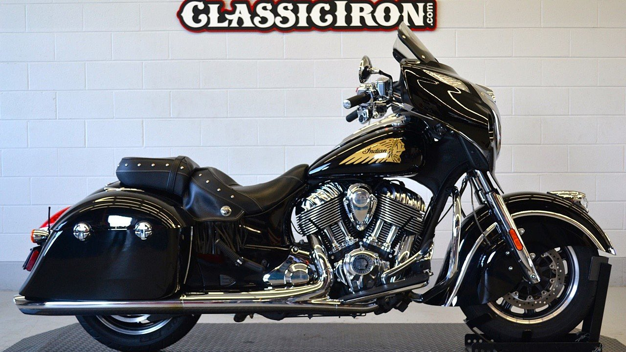 2016 Indian Chieftain for sale 200558872