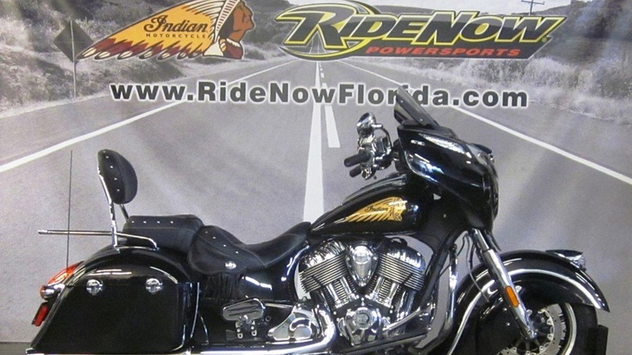 2016 Indian Chieftain for sale 200566113