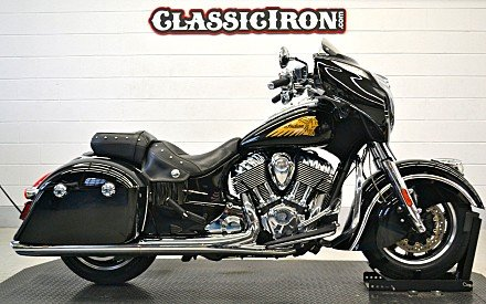 2016 Indian Chieftain for sale 200559011