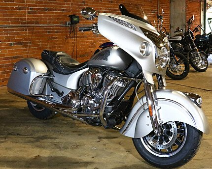 2016 Indian Chieftain Classic for sale 200584965