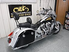 2016 Indian Chieftain for sale 200619206