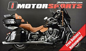 2016 Indian Roadmaster for sale 200630466