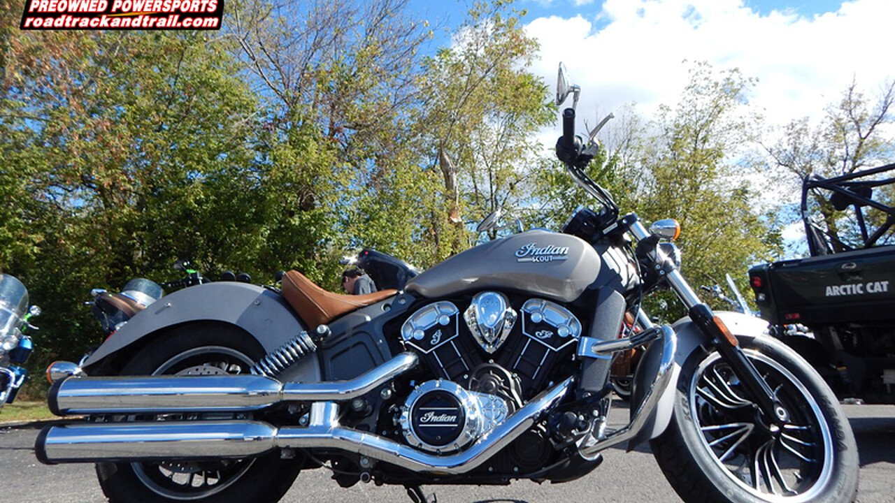 2016 Indian Scout for sale 200497404