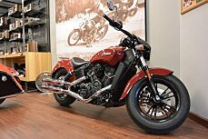 2016 Indian Scout Sixty for sale 200518621