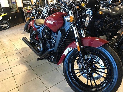 2016 Indian Scout for sale 200528306