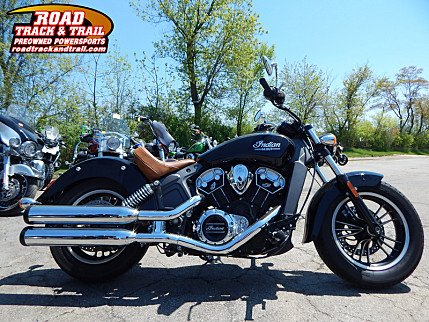 2016 Indian Scout for sale 200580116
