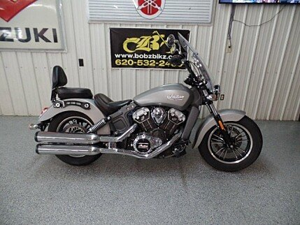 2016 Indian Scout for sale 200589725