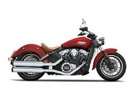 2016 Indian Scout ABS for sale 200636221