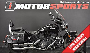 2016 Indian Scout Sixty for sale 200651081