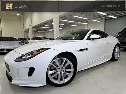 2016 Jaguar F-TYPE S Coupe AWD for sale 100925870