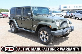 2016 Jeep Wrangler 4WD Unlimited Sahara for sale 101007860