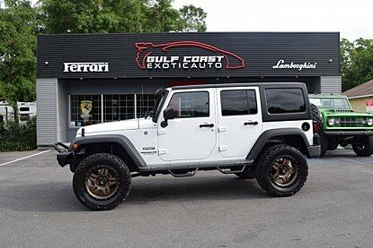2016 Jeep Wrangler 4WD Unlimited Sport for sale 100873218