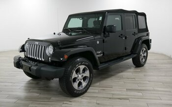 2016 Jeep Wrangler 4WD Unlimited Sahara for sale 100913551