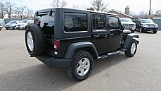 2016 Jeep Wrangler 4WD Unlimited Sport for sale 100959609