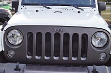 2016 Jeep Wrangler 4WD Unlimited Sport for sale 100968191