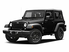 2016 Jeep Wrangler 4WD Sport for sale 100977201