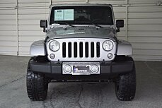 2016 Jeep Wrangler 4WD Unlimited Sahara for sale 100977332