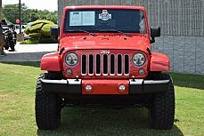 2016 Jeep Wrangler 4WD Unlimited Sahara for sale 100990345