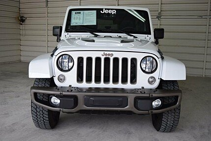 2016 Jeep Wrangler 4WD Unlimited Sahara for sale 100996602