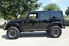 2016 Jeep Wrangler 4WD Unlimited Rubicon for sale 100998814