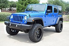 2016 Jeep Wrangler 4WD Unlimited Sport for sale 100999853