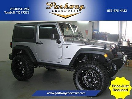 2016 Jeep Wrangler 4WD Sport for sale 101003317