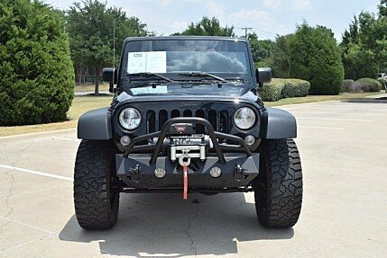 2016 Jeep Wrangler 4WD Unlimited Sport for sale 101004678