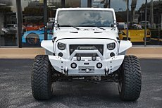 2016 Jeep Wrangler 4WD Unlimited Sahara for sale 101004805