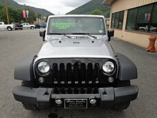 2016 Jeep Wrangler 4WD Sport for sale 101024223