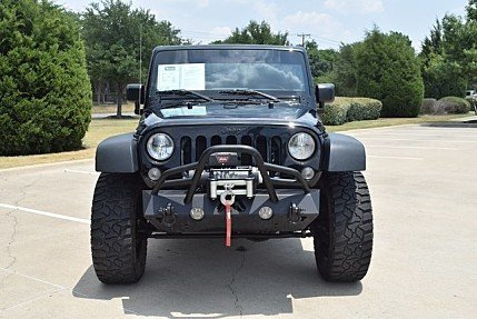 2016 Jeep Wrangler 4WD Unlimited Sport for sale 101045567